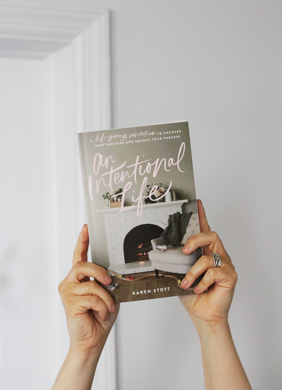An Intentional Life Book by Karen Stott as part of Lily & Val Staycation Surprise Box Launching on Thursday, July 26th