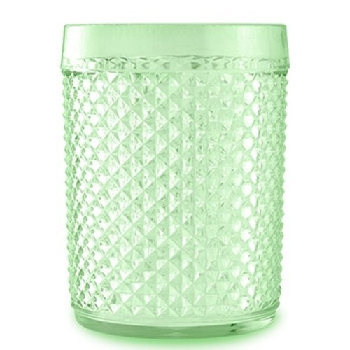 Vintage style tumbler that is safe for picnics and poolside drinks.