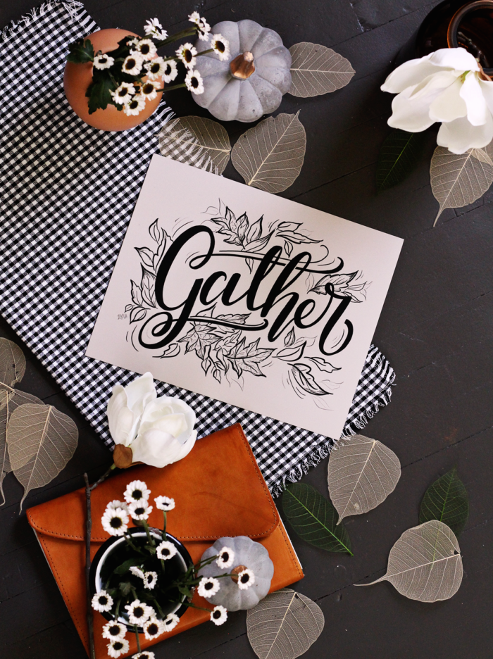 Introducing the 2018 Fall Collection: Gather