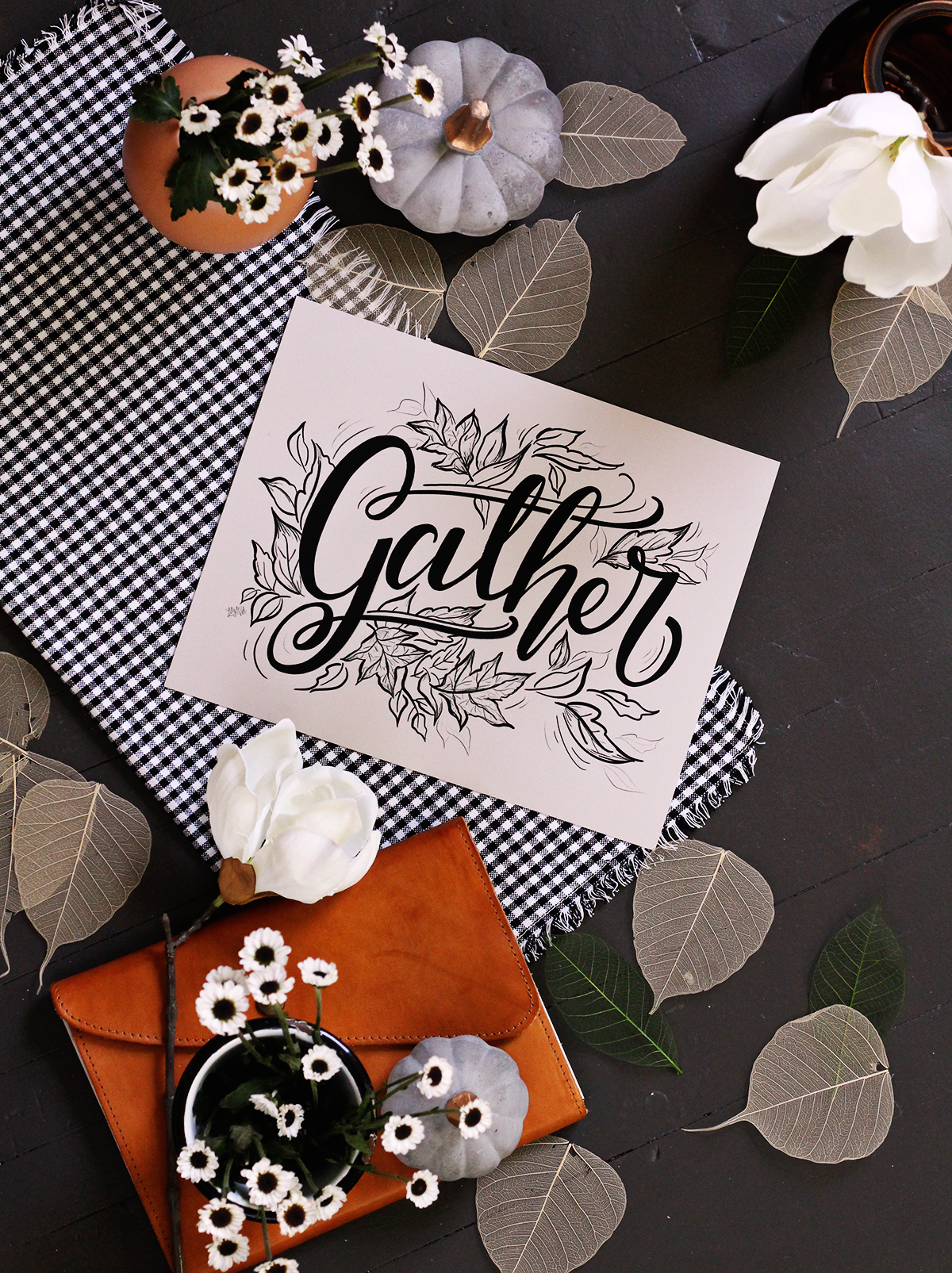 The 2018 Lily & Val Fall Collection: Gather