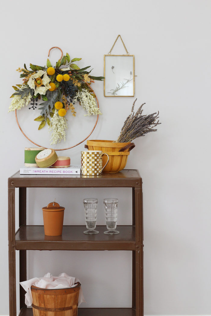 4 Tips for Displaying a Wreath Indoors