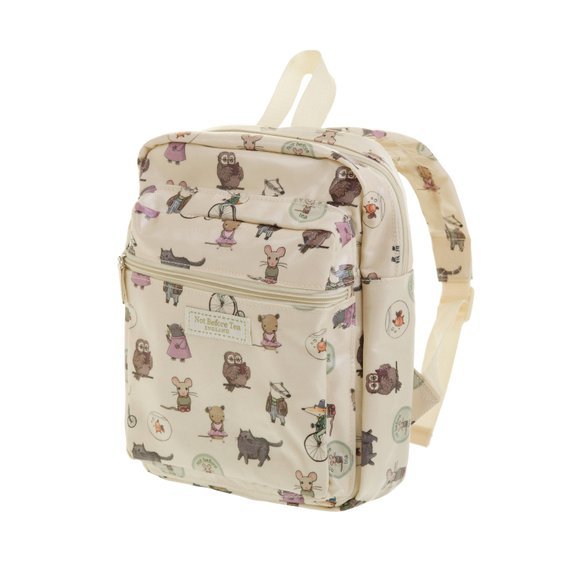 The most adorable little backpack for back to school