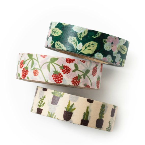 use washi tape to keep track of everyones supplies this school year. From lunches to supplies.