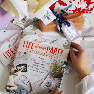 Life of the Party Papercrafting Releases Today!