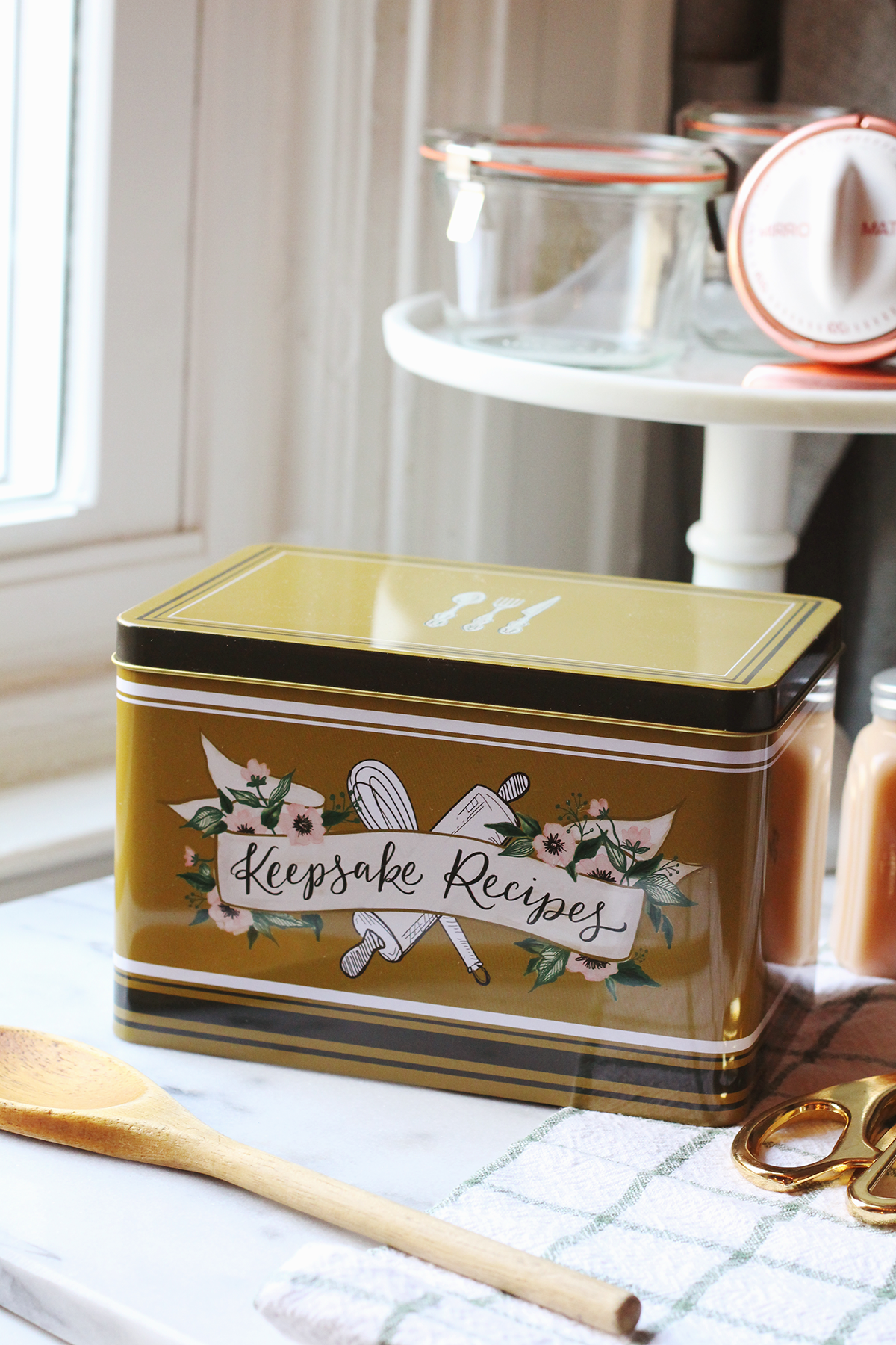 New Lily & Val Recipe Tins Are Here!