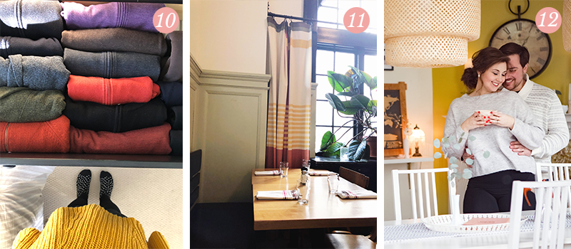 Lily & Val Presents: Pretty Ordinary Friday #102 with the KonMari method, Ace Hotel Breakfast and at home photo shoots