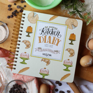 Introducing the Keepsake Kitchen Diary – Baking Edition
