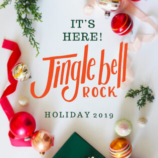 Introducing the 2019 Lily & Val Holiday Collection: Jingle Bell Rock