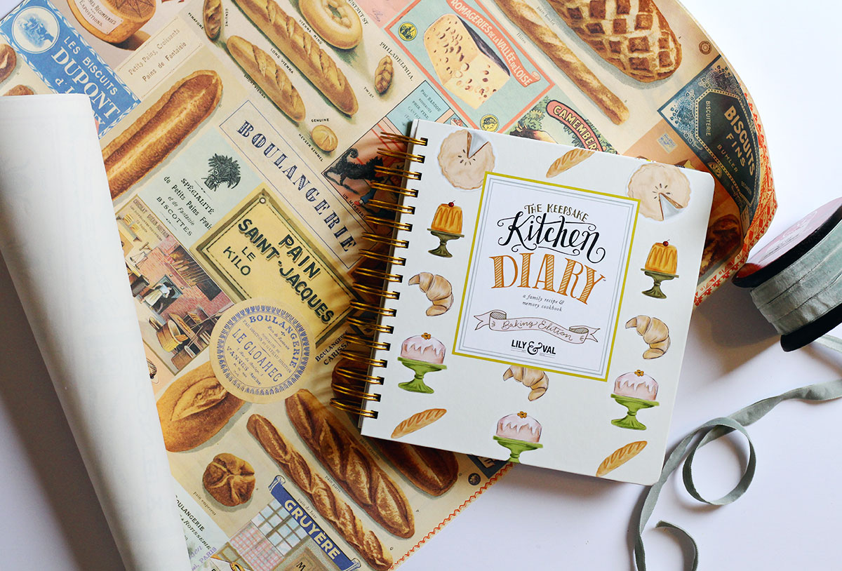 Gifting Ideas for the Keepsake Kitchen Diary Baking Edition