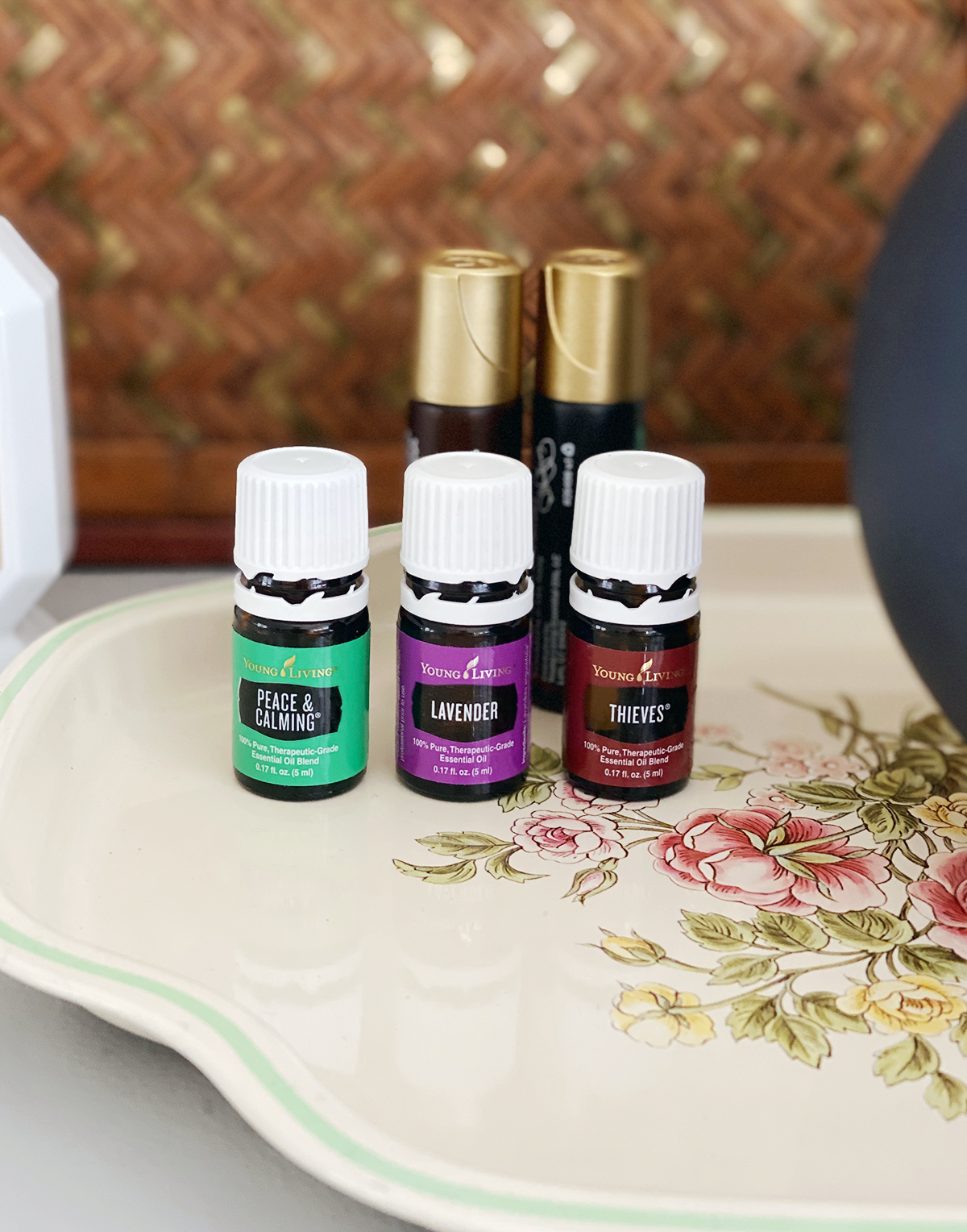 My three go to oils for diffusing in the bedroom