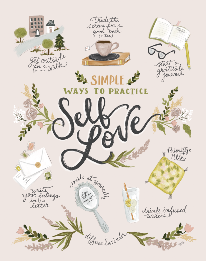 8 Simple Ways To Practice Self Love