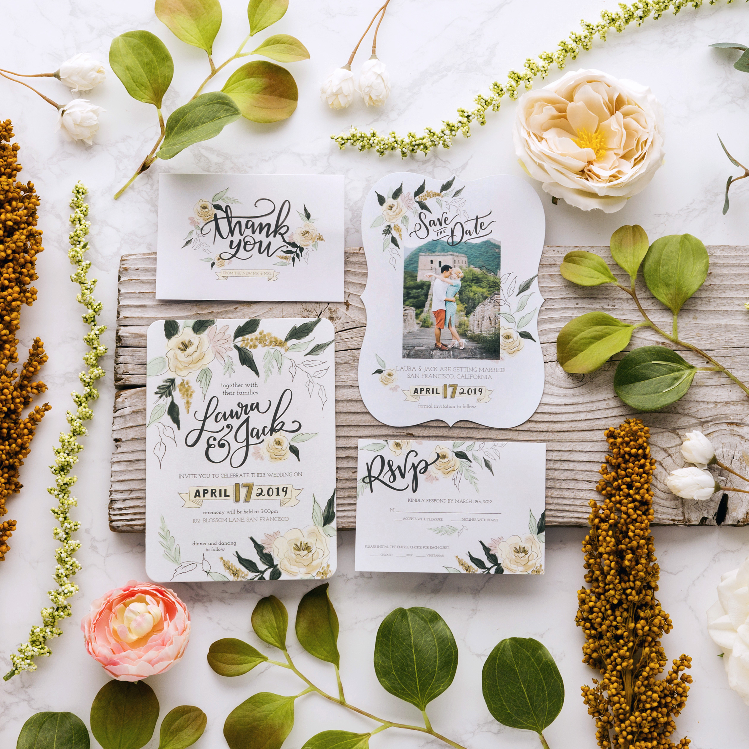 How To Design Your Wedding Invitations Using Mixbook Taught By Valerie Mckeehan